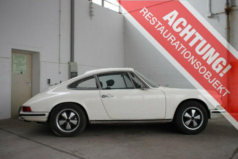 Porsche 911 2.2 T Coupe